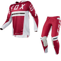 Мотоджерси Fox Flexair Preest Jersey Dark Red L (19414-208-L)