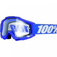 Очки 100% Accuri Reflex Blue / Clear Lens (50200-002-02)