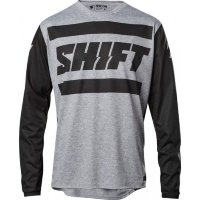 Мотоджерси Shift Recon Drift Strike Jersey Light Grey L (19391-097-L)