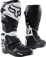 Мотоботы Fox Instinct Boot Black/Black 10 (12252-021-10)