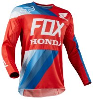 Мотоджерси Fox 360 Honda Jersey Red L (19424-003-L)